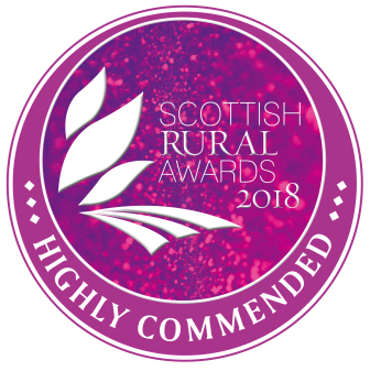 Highly Commended Badge